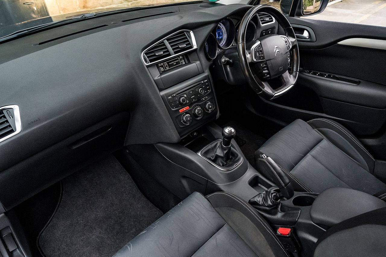2010 CITROEN C4 1.6HDi 90hp VTR - Picture 12 of 34