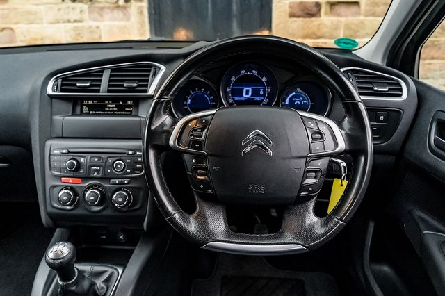 2010 CITROEN C4 1.6HDi 90hp VTR - Picture 15 of 34