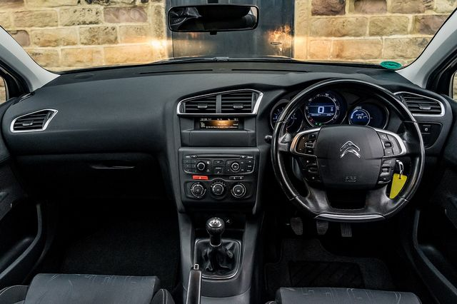 2010 CITROEN C4 1.6HDi 90hp VTR - Picture 17 of 34
