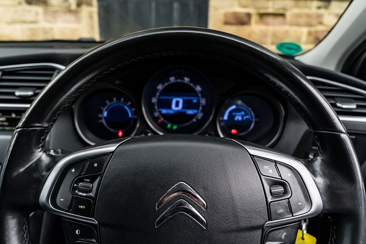 2010 CITROEN C4 1.6HDi 90hp VTR - Picture 25 of 34