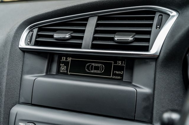 2010 CITROEN C4 1.6HDi 90hp VTR - Picture 26 of 34