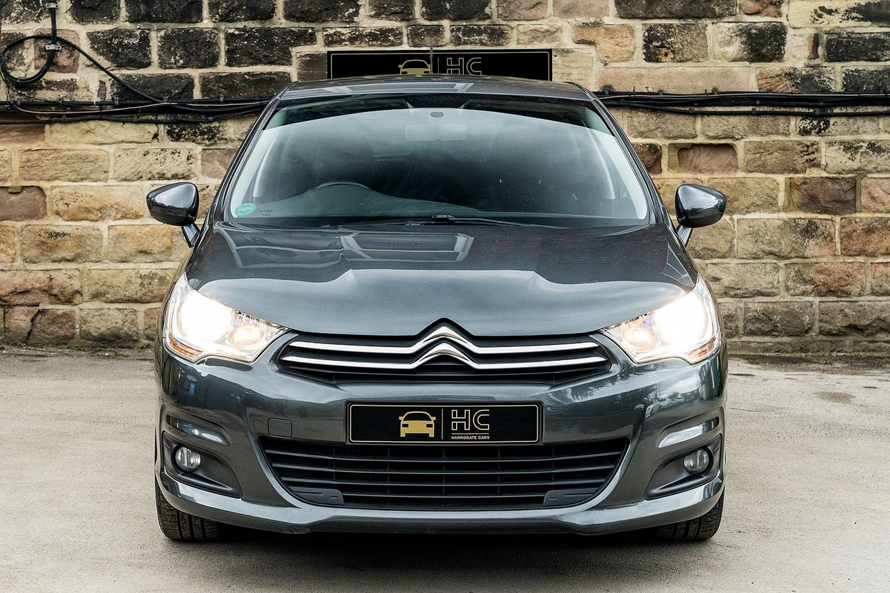 2010 CITROEN C4 1.6HDi 90hp VTR - Picture 2 of 34