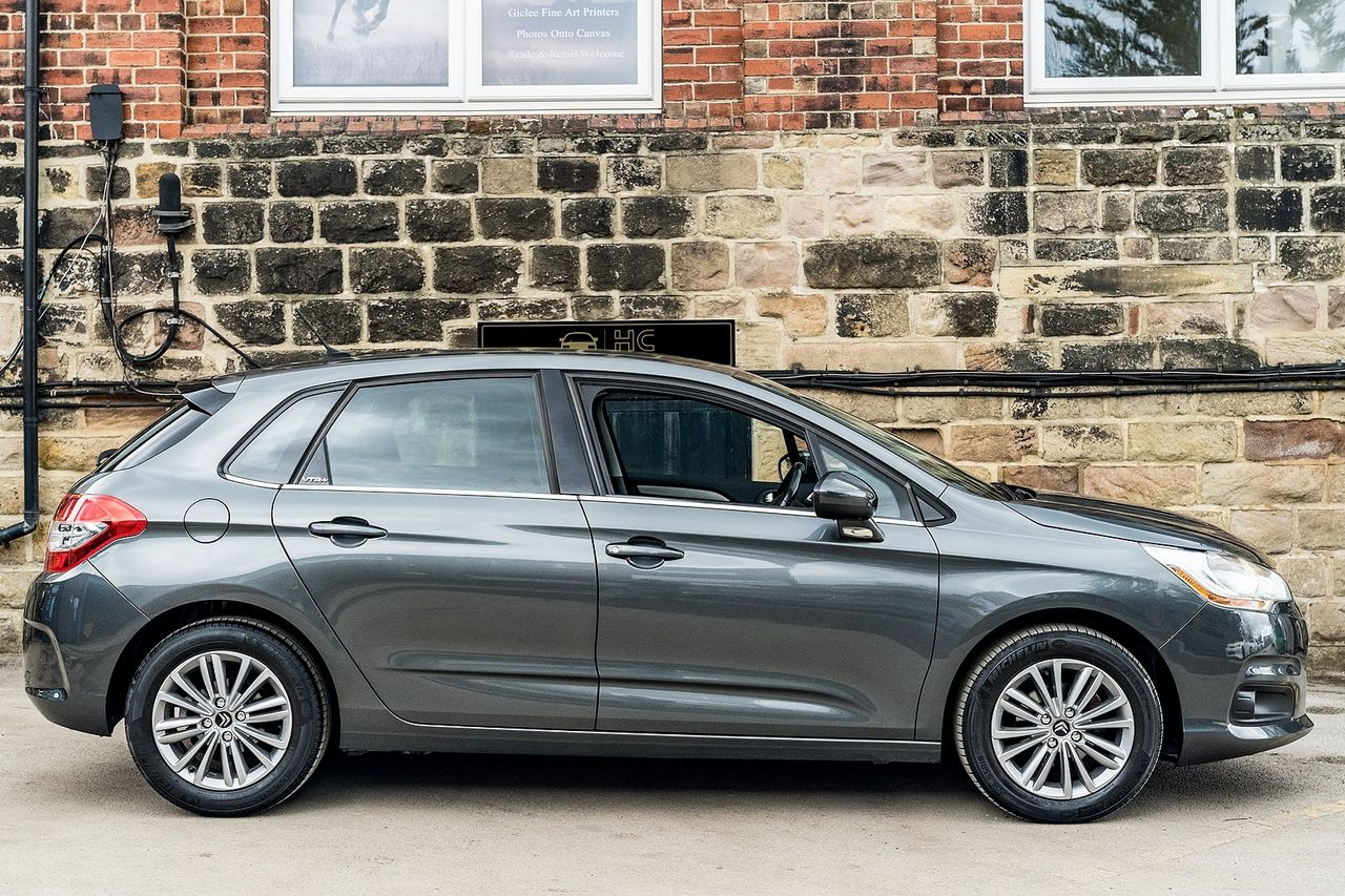 2010 CITROEN C4 1.6HDi 90hp VTR - Picture 33 of 34