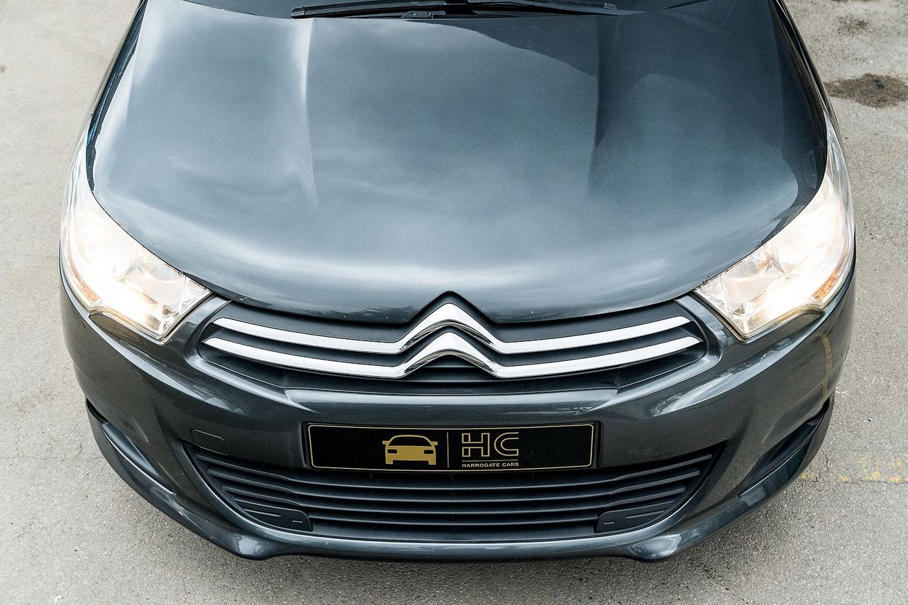 2010 CITROEN C4 1.6HDi 90hp VTR - Picture 4 of 34