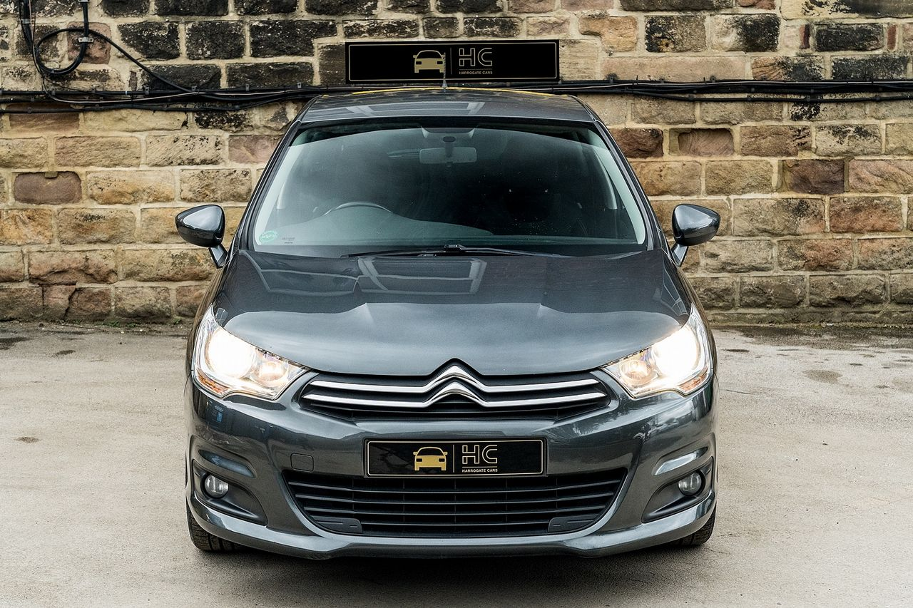 2010 CITROEN C4 1.6HDi 90hp VTR - Picture 5 of 34