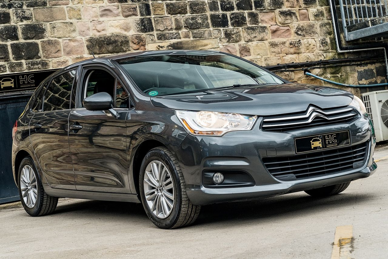 2010 CITROEN C4 1.6HDi 90hp VTR - Picture 6 of 34