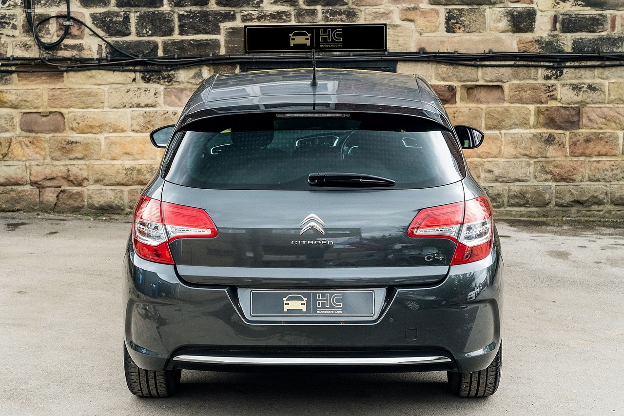 2010 CITROEN C4 1.6HDi 90hp VTR - Picture 8 of 34
