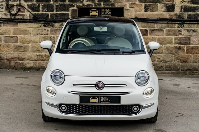 2017 FIAT 500 1.2i Lounge S/S - Picture 2 of 6