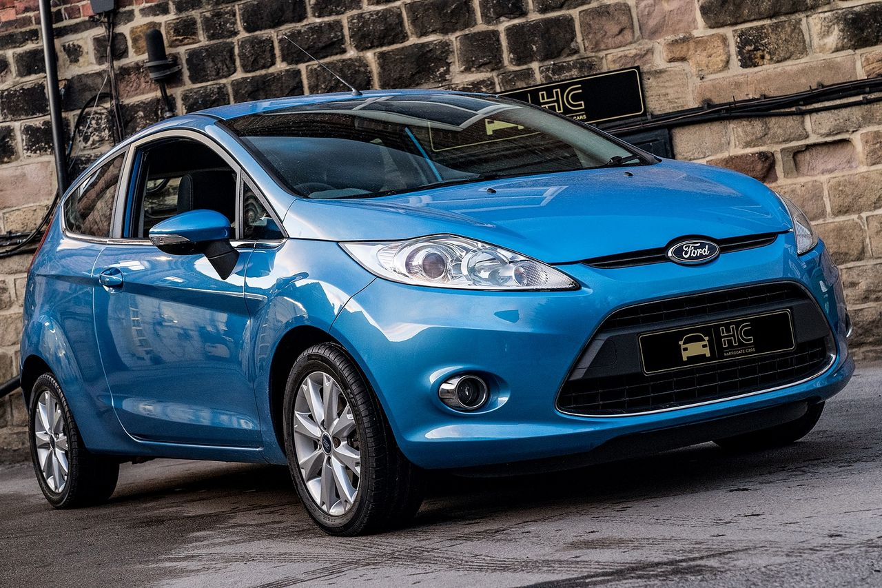2011 FORD Fiesta Zetec 1.25 082 - Picture 2 of 2