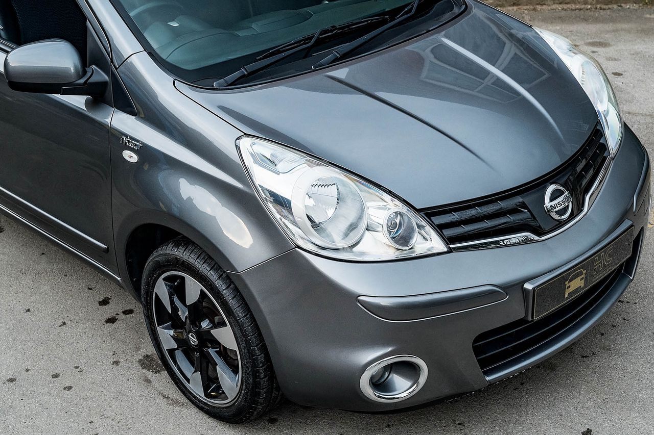 2012 NISSAN Note 1.4 16v n-tec - Picture 10 of 37