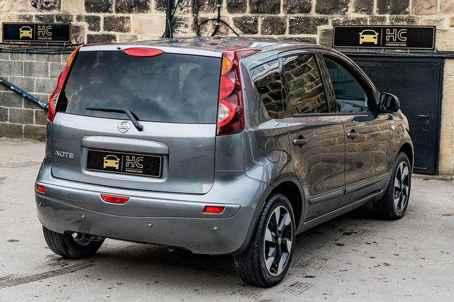 2012 NISSAN Note 1.4 16v n-tec - Picture 11 of 37