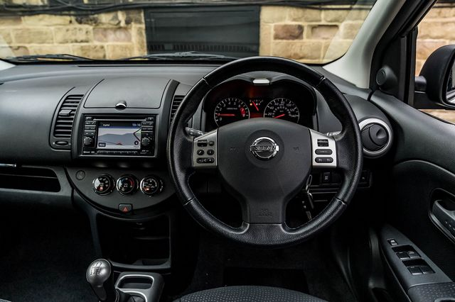 2012 NISSAN Note 1.4 16v n-tec - Picture 19 of 37