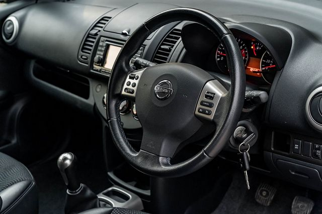 2012 NISSAN Note 1.4 16v n-tec - Picture 21 of 37