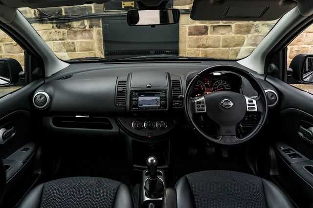 2012 NISSAN Note 1.4 16v n-tec - Picture 23 of 37