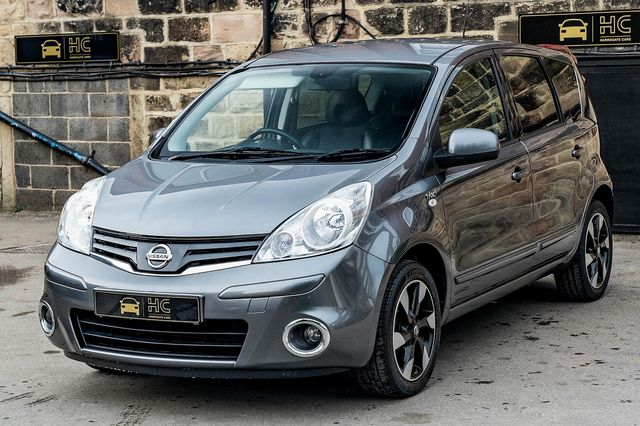 2012 NISSAN Note 1.4 16v n-tec - Picture 2 of 37