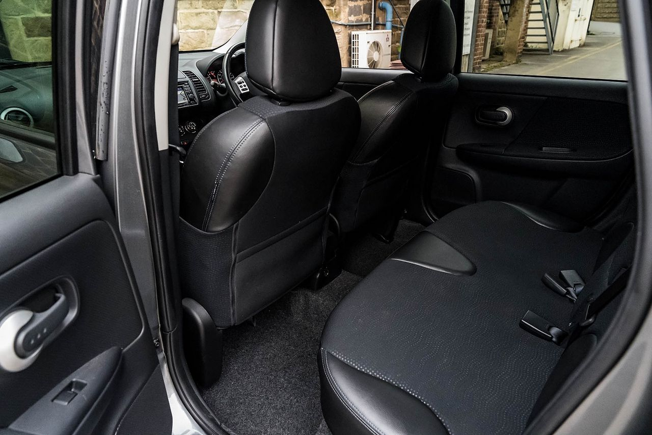 2012 NISSAN Note 1.4 16v n-tec - Picture 35 of 37