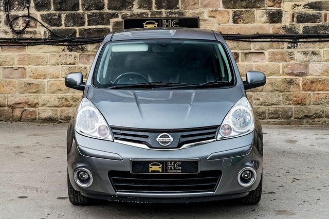 2012 NISSAN Note 1.4 16v n-tec - Picture 3 of 37