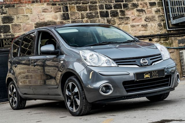 2012 NISSAN Note 1.4 16v n-tec - Picture 6 of 37