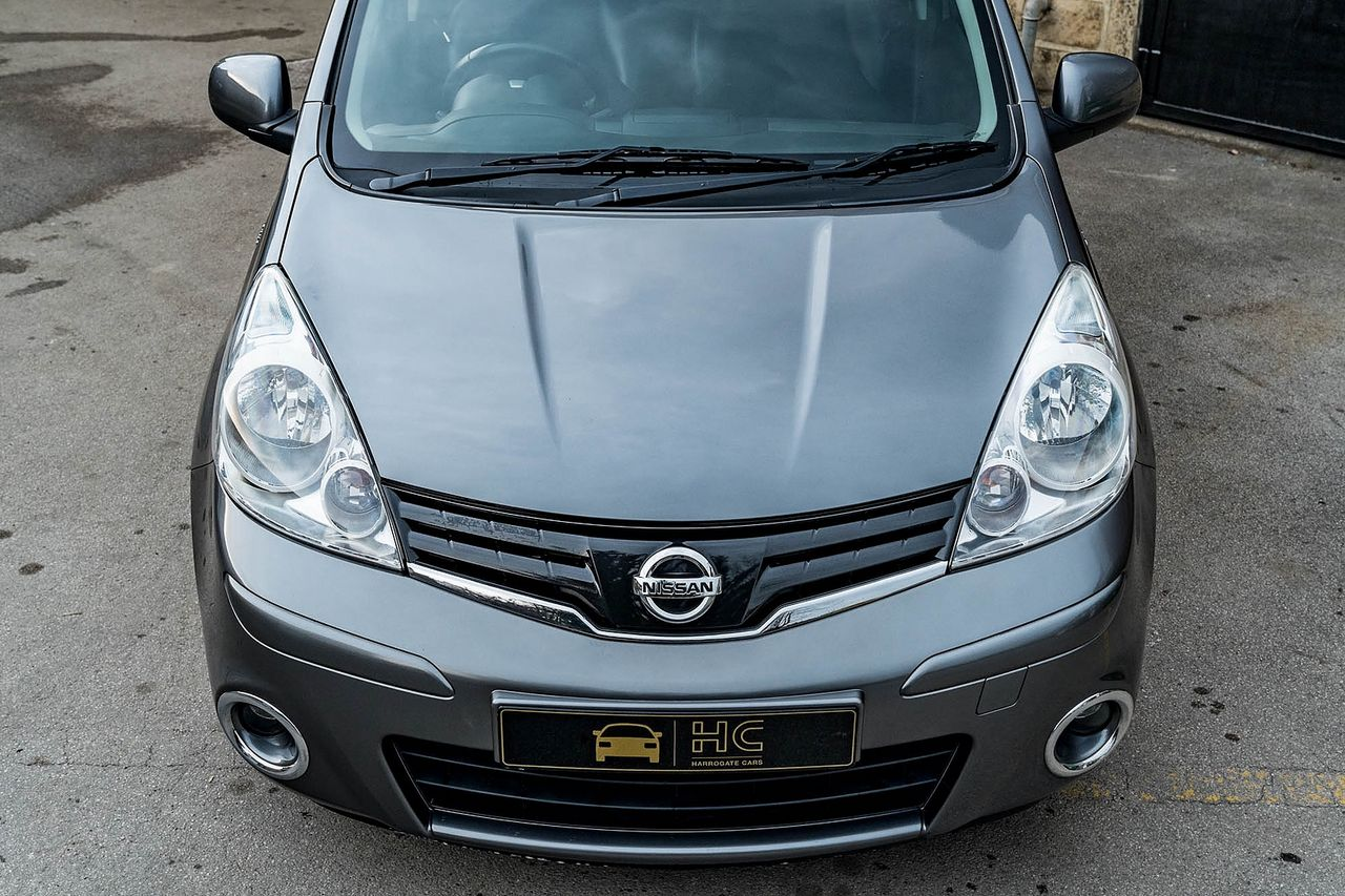 2012 NISSAN Note 1.4 16v n-tec - Picture 8 of 37