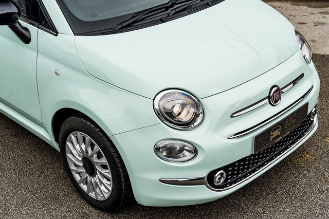 2018 FIAT 500 1.2i Lounge S/S - Picture 10 of 45