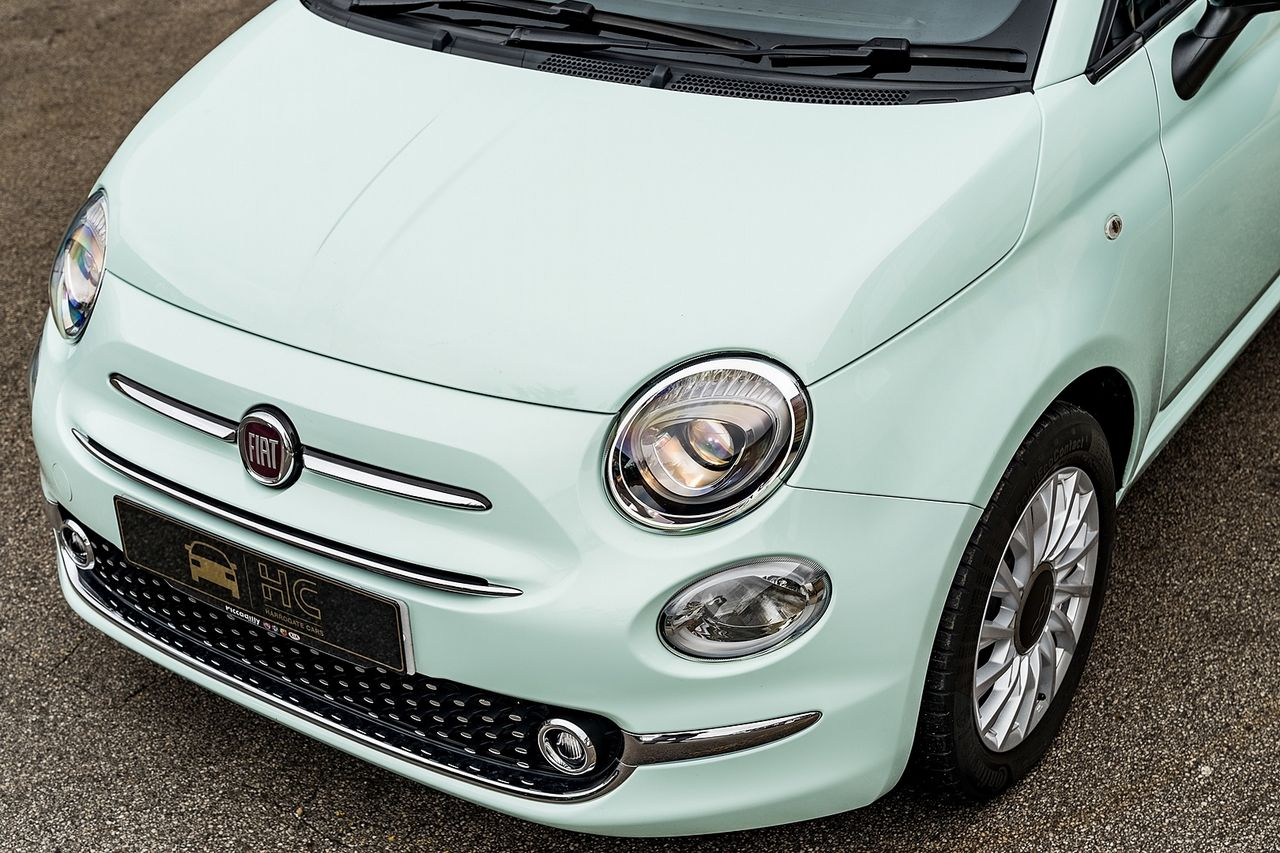2018 FIAT 500 1.2i Lounge S/S - Picture 11 of 45