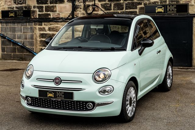 2018 FIAT 500 1.2i Lounge S/S - Picture 12 of 45