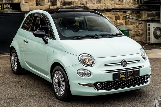 2018 FIAT 500 1.2i Lounge S/S - Picture 13 of 45