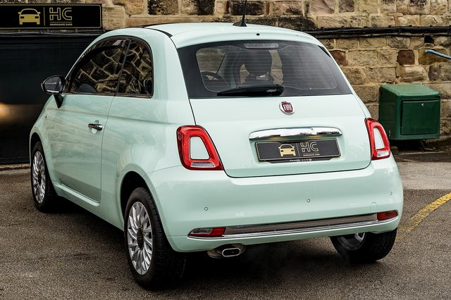 2018 FIAT 500 1.2i Lounge S/S - Picture 14 of 45