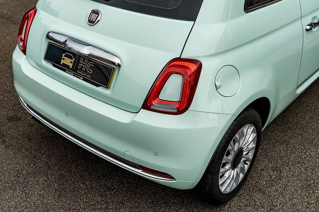 2018 FIAT 500 1.2i Lounge S/S - Picture 15 of 45