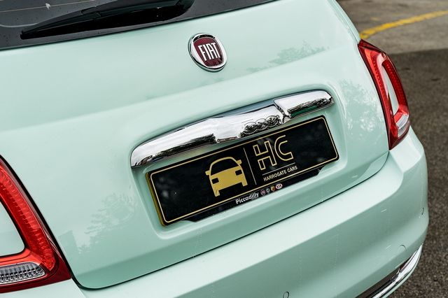 2018 FIAT 500 1.2i Lounge S/S - Picture 16 of 45
