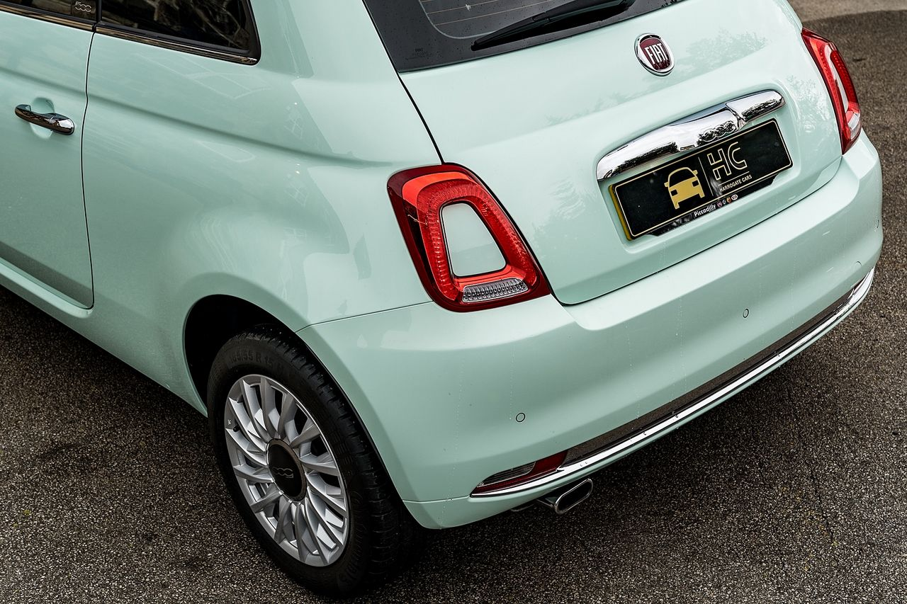 2018 FIAT 500 1.2i Lounge S/S - Picture 17 of 45