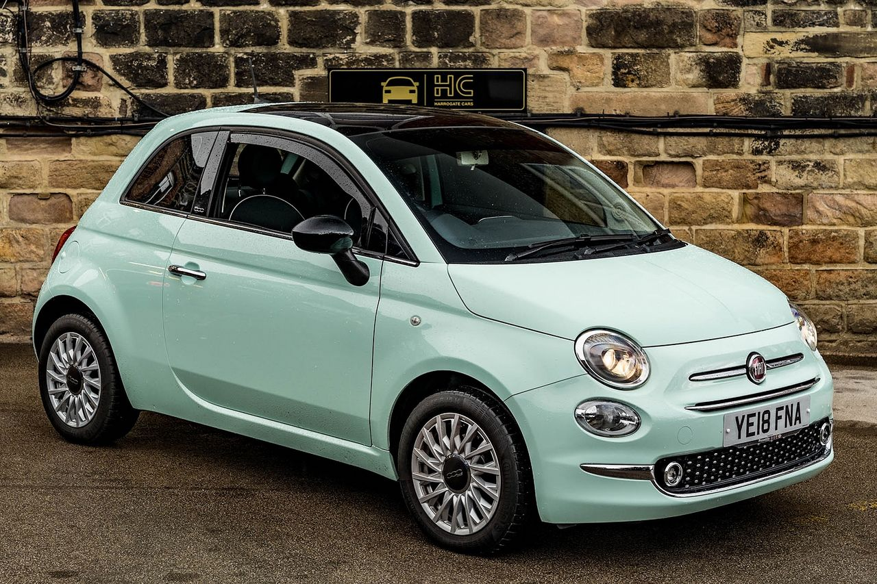 2018 FIAT 500 1.2i Lounge S/S - Picture 1 of 45