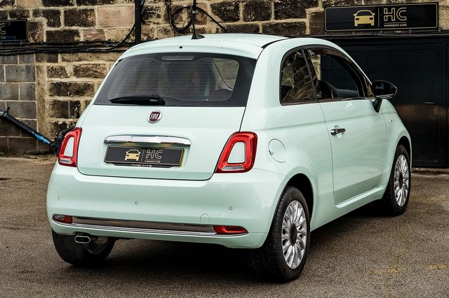 2018 FIAT 500 1.2i Lounge S/S - Picture 2 of 45