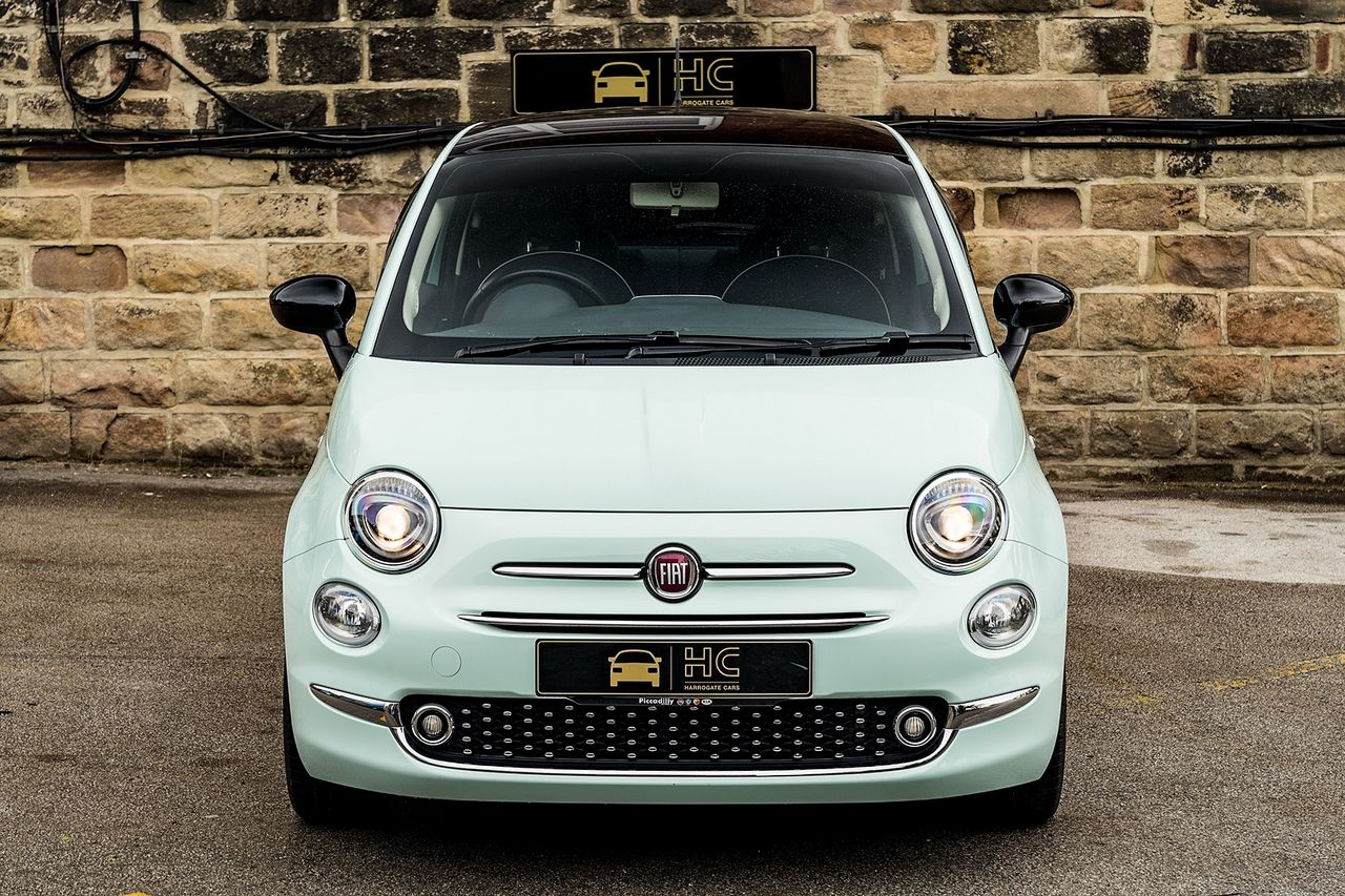 2018 FIAT 500 1.2i Lounge S/S - Picture 3 of 45