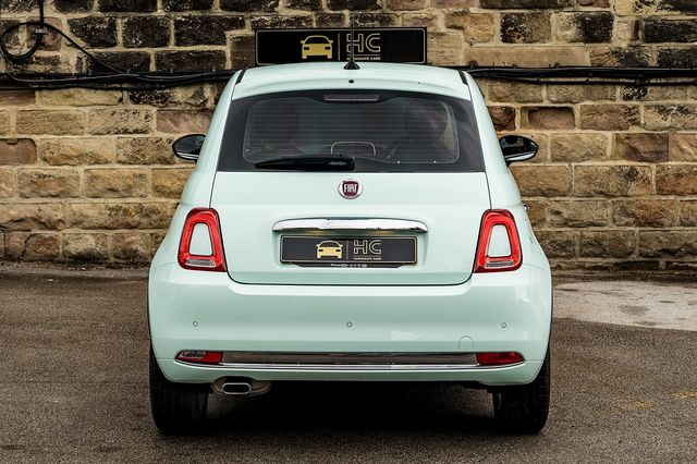 2018 FIAT 500 1.2i Lounge S/S - Picture 4 of 45