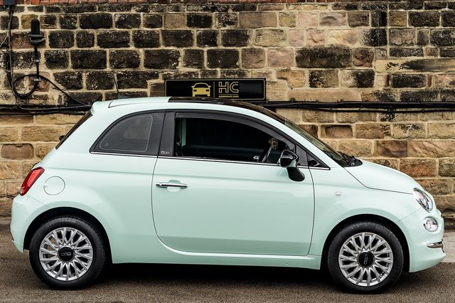2018 FIAT 500 1.2i Lounge S/S - Picture 5 of 45
