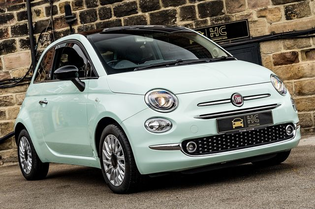 2018 FIAT 500 1.2i Lounge S/S - Picture 6 of 45