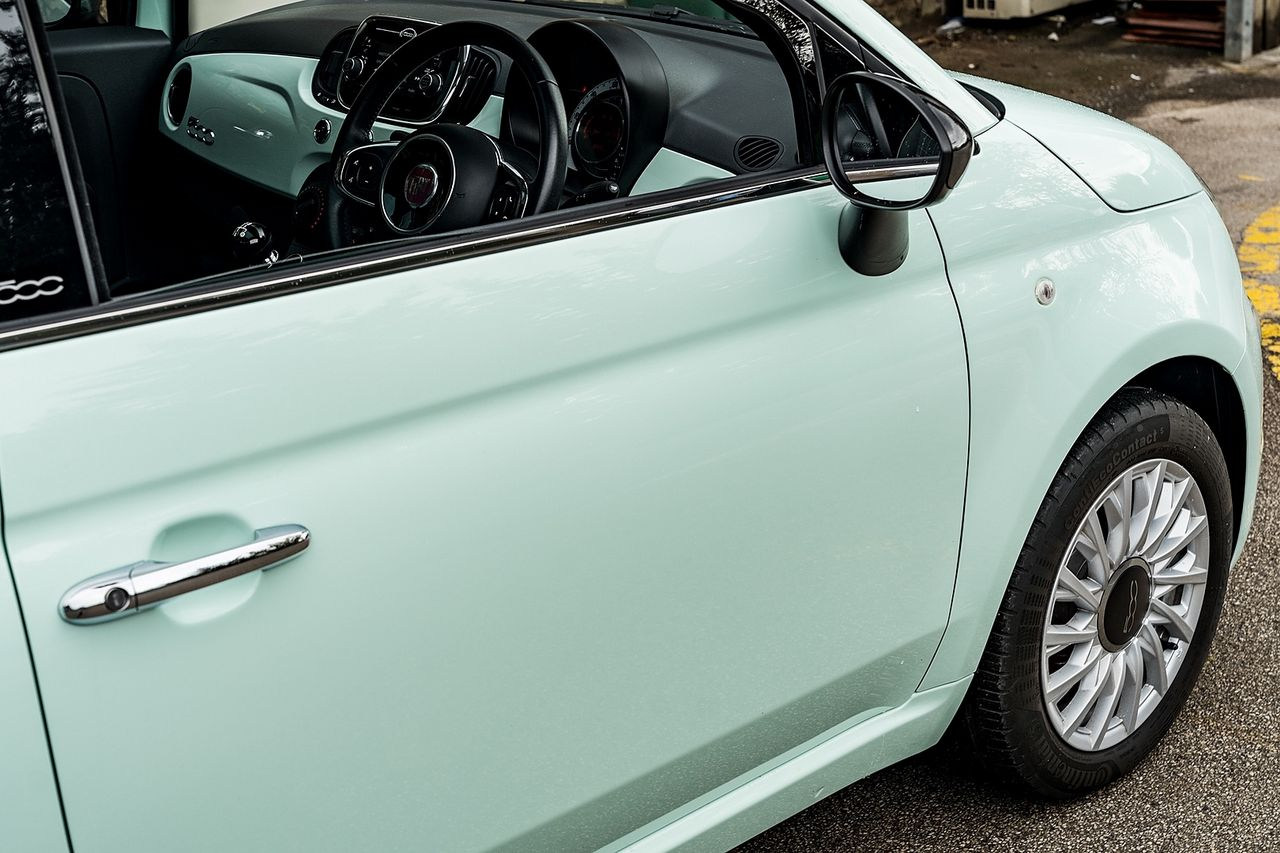 2018 FIAT 500 1.2i Lounge S/S - Picture 7 of 45