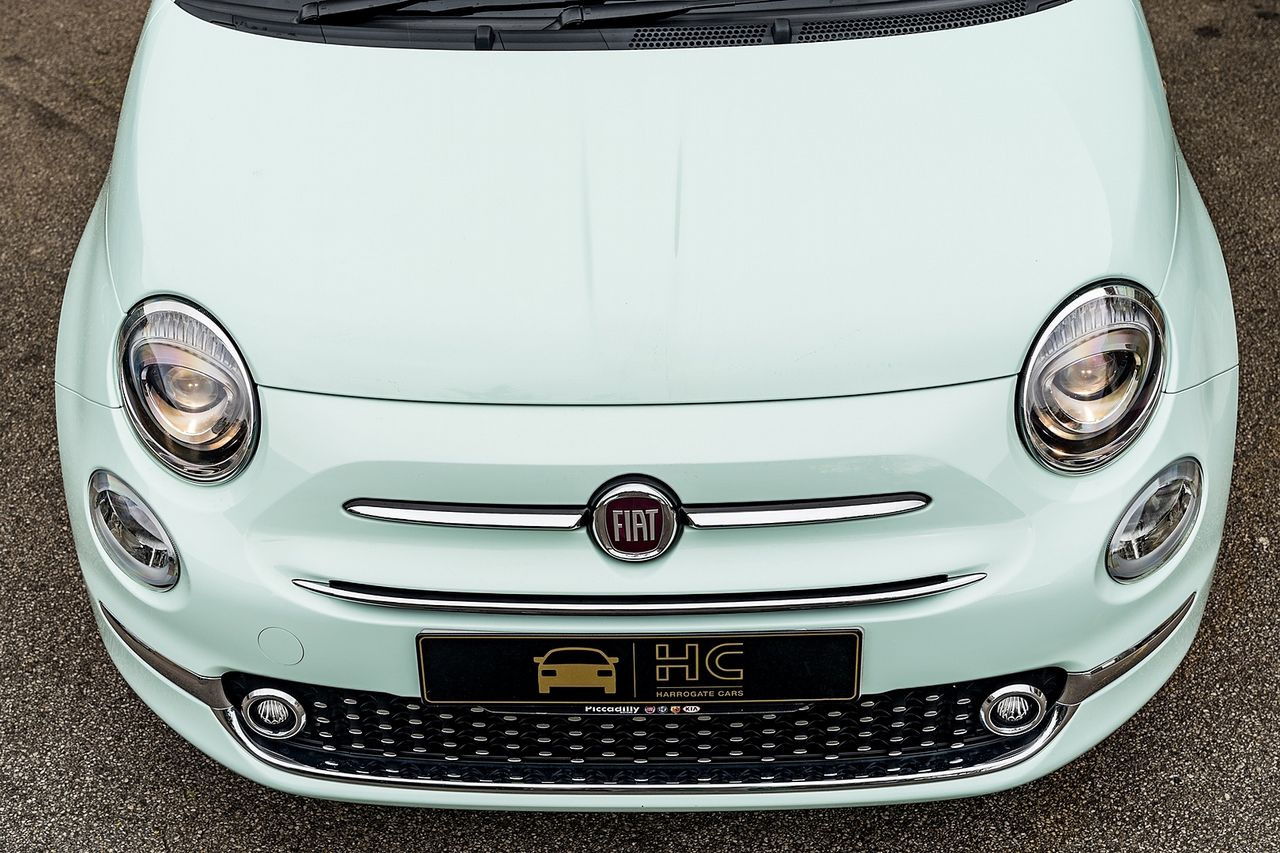 2018 FIAT 500 1.2i Lounge S/S - Picture 8 of 45