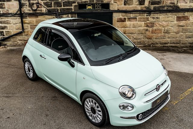 2018 FIAT 500 1.2i Lounge S/S - Picture 9 of 45