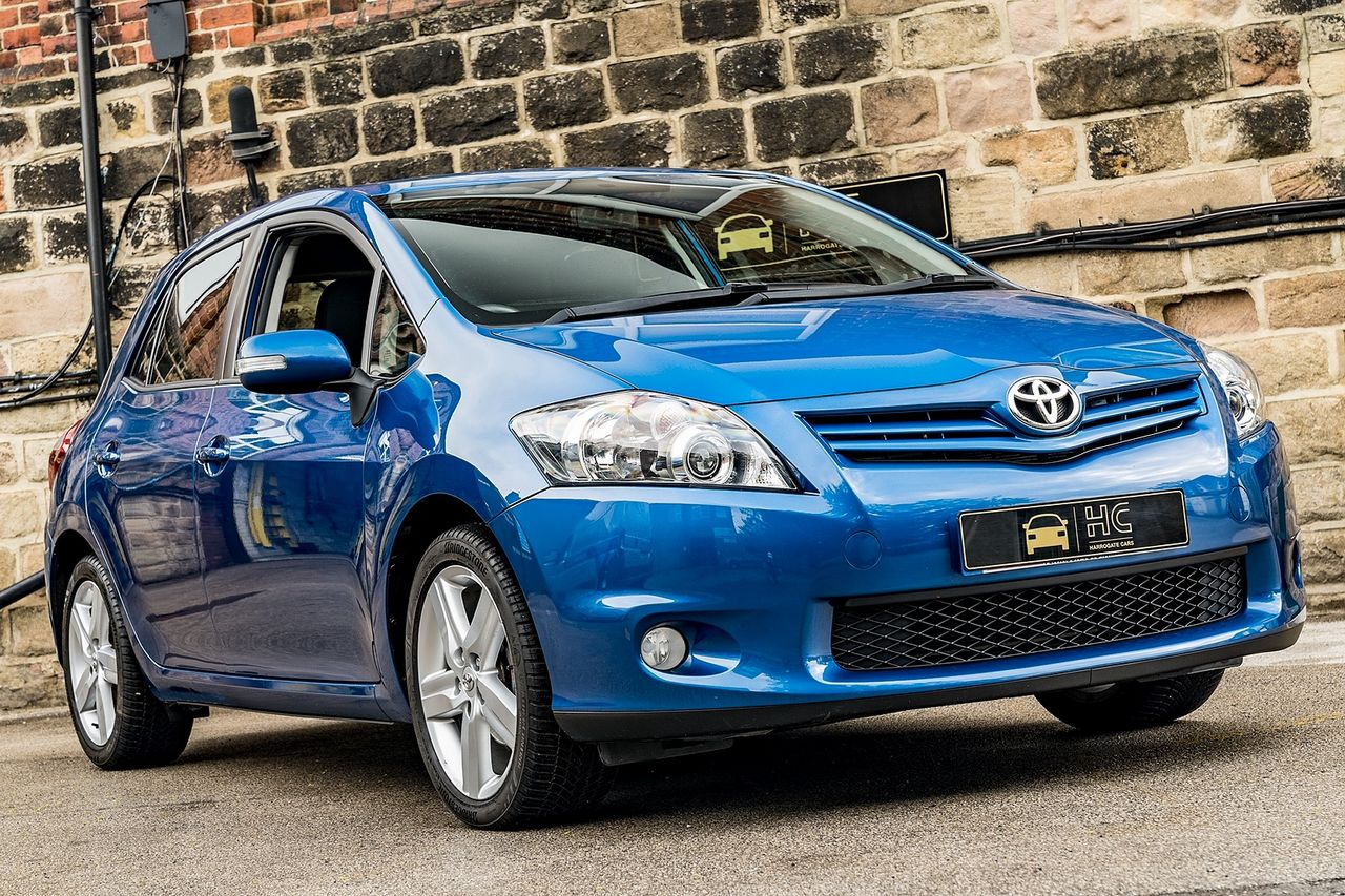 2011 TOYOTA Auris 1.6 V-matic SR - Picture 5 of 42