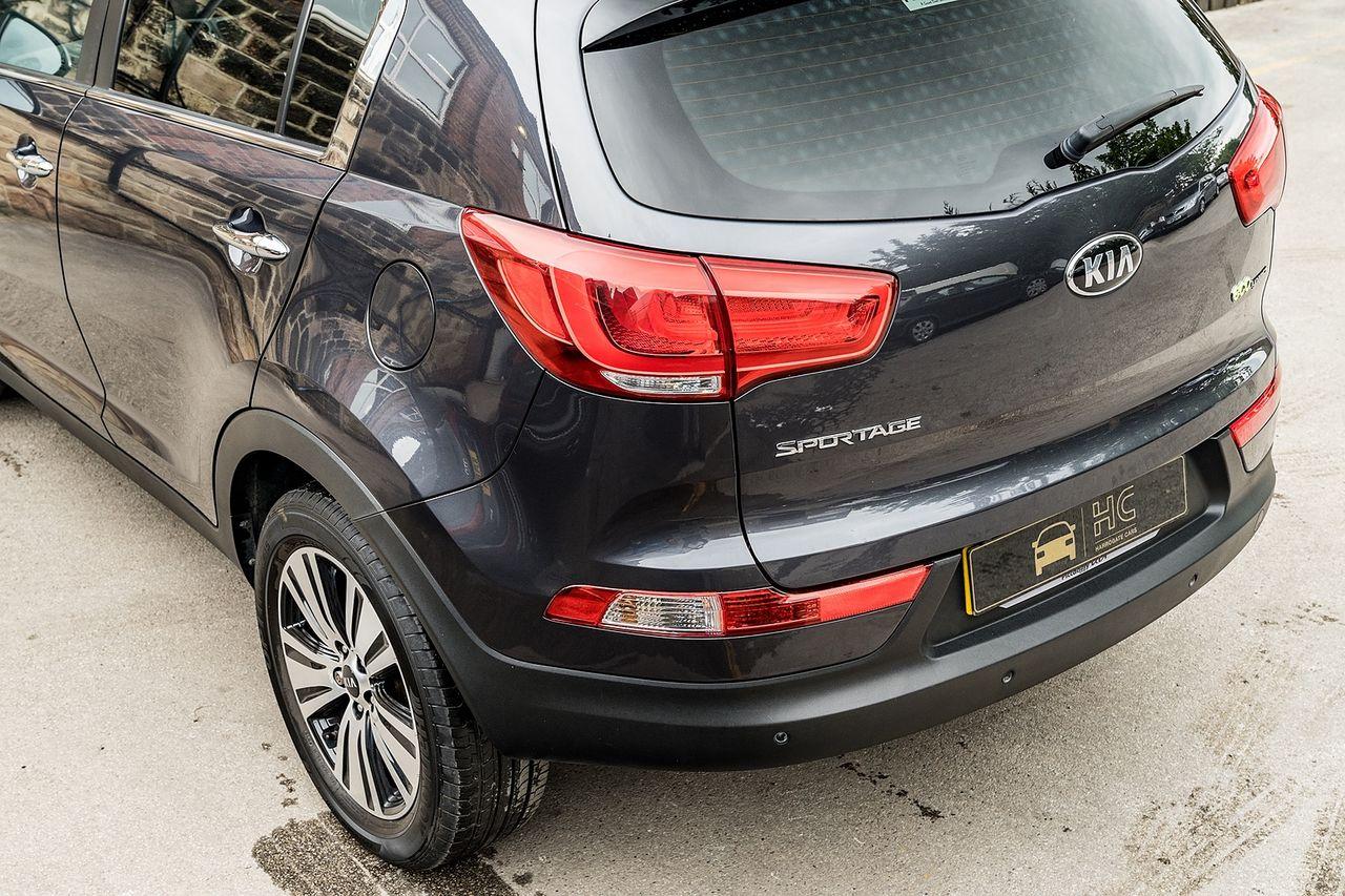 2014 KIA Sportage 1.7 CRDi 4 2WD - Picture 10 of 27