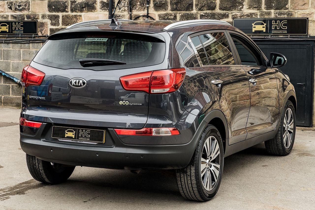 2014 KIA Sportage 1.7 CRDi 4 2WD - Picture 11 of 27