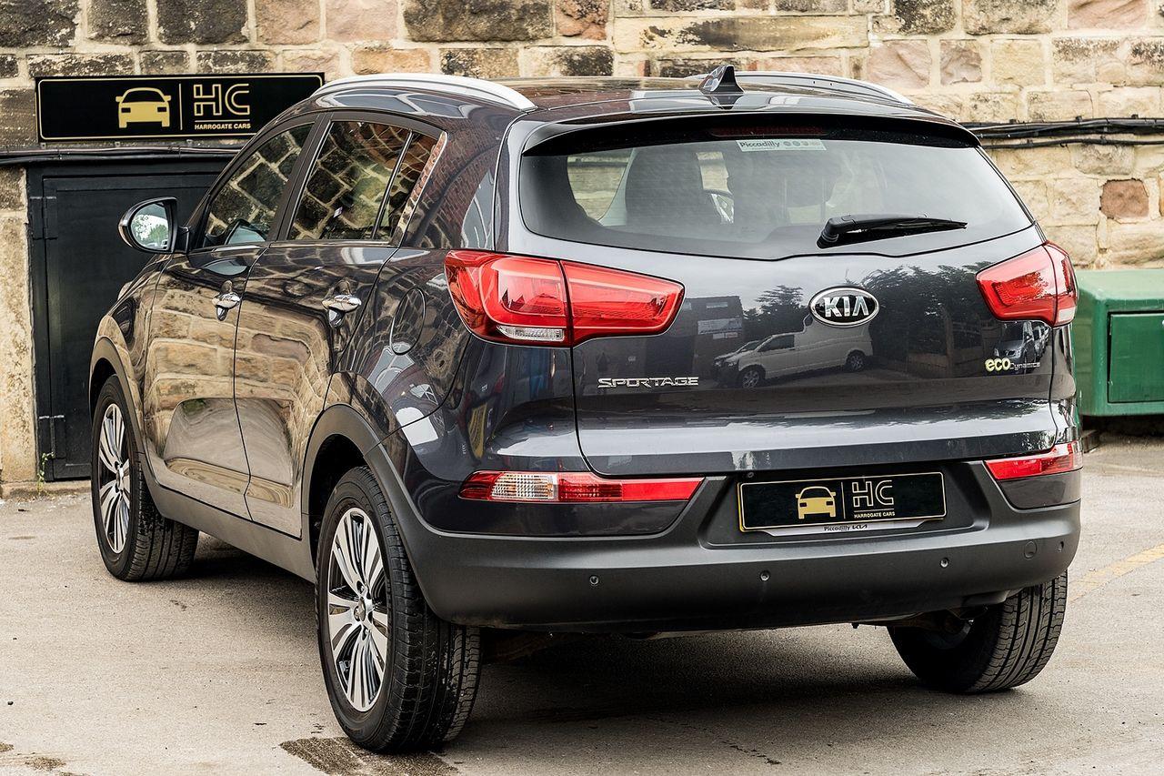 2014 KIA Sportage 1.7 CRDi 4 2WD - Picture 12 of 27