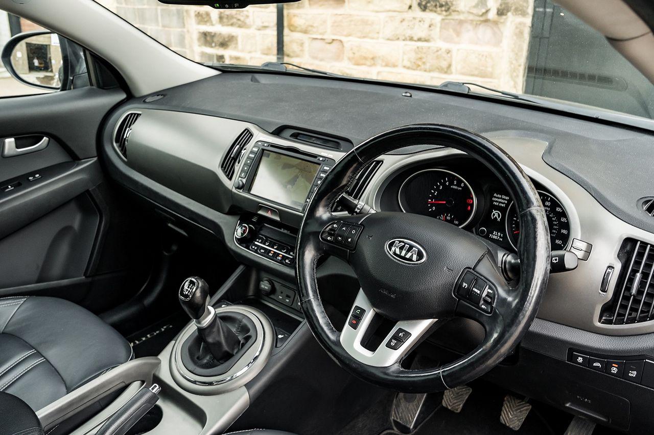 2014 KIA Sportage 1.7 CRDi 4 2WD - Picture 13 of 27