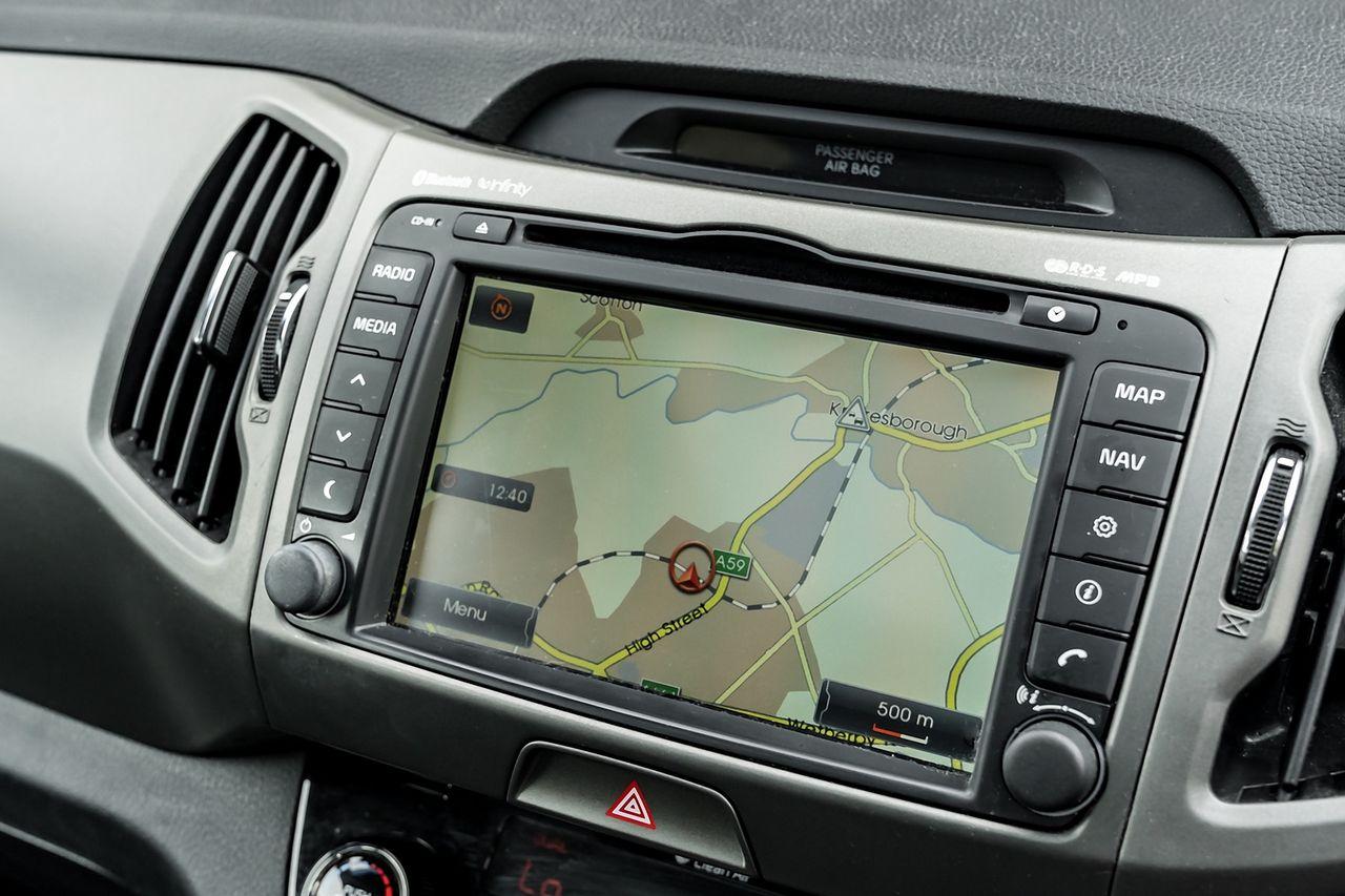 2014 KIA Sportage 1.7 CRDi 4 2WD - Picture 15 of 27
