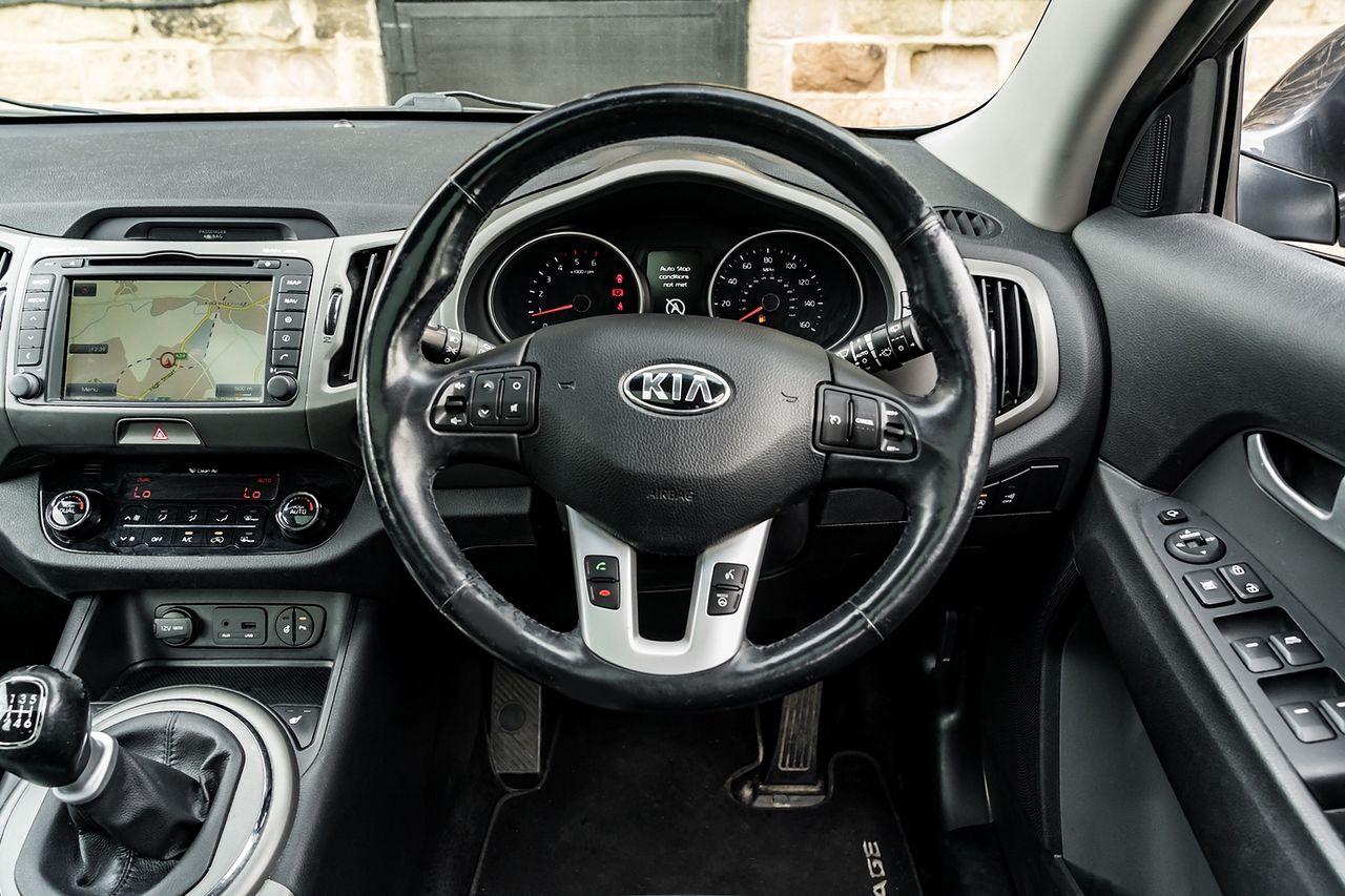 2014 KIA Sportage 1.7 CRDi 4 2WD - Picture 17 of 27