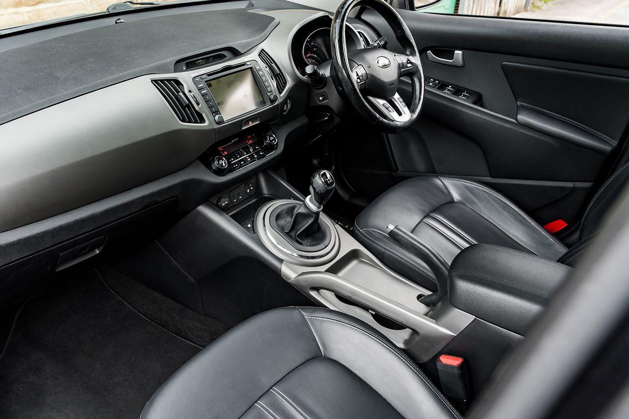 2014 KIA Sportage 1.7 CRDi 4 2WD - Picture 19 of 27