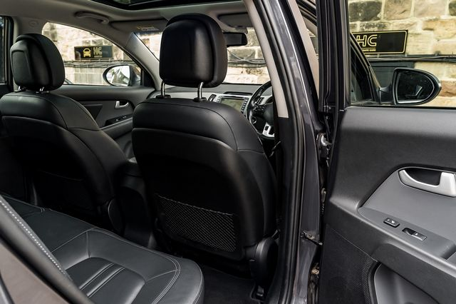2014 KIA Sportage 1.7 CRDi 4 2WD - Picture 25 of 27