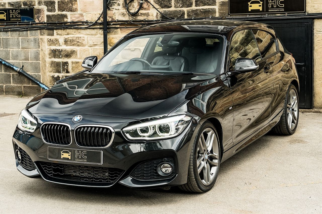 2017 BMW 1 Series 120d M Sport Auto - Picture 10 of 36
